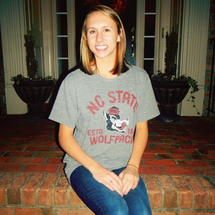 Emmie Barnhill to Swim for the NC State Wolfpack