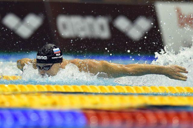 Evgeny Korotshkin, (courtesy of Arena International)
