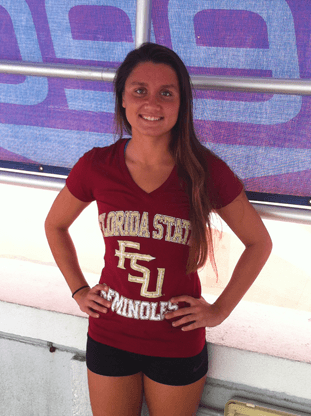 Distance Star Summer Finke Verbally Commits to Florida State University