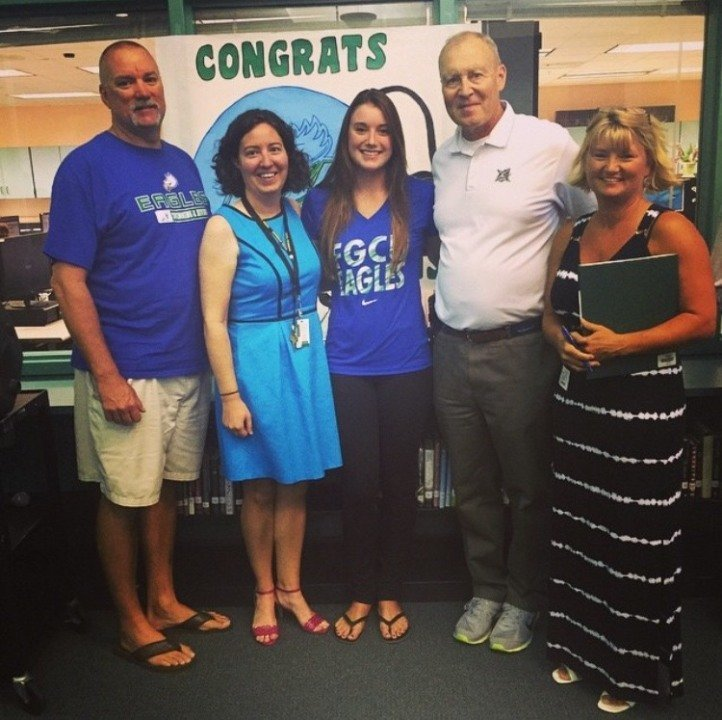 Alexis Simpson Stays Local With Verbal To FGCU