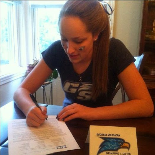 Versatile Mykala Arnold of Bloomfield Hills, Michigan Signs with Georgia Southern