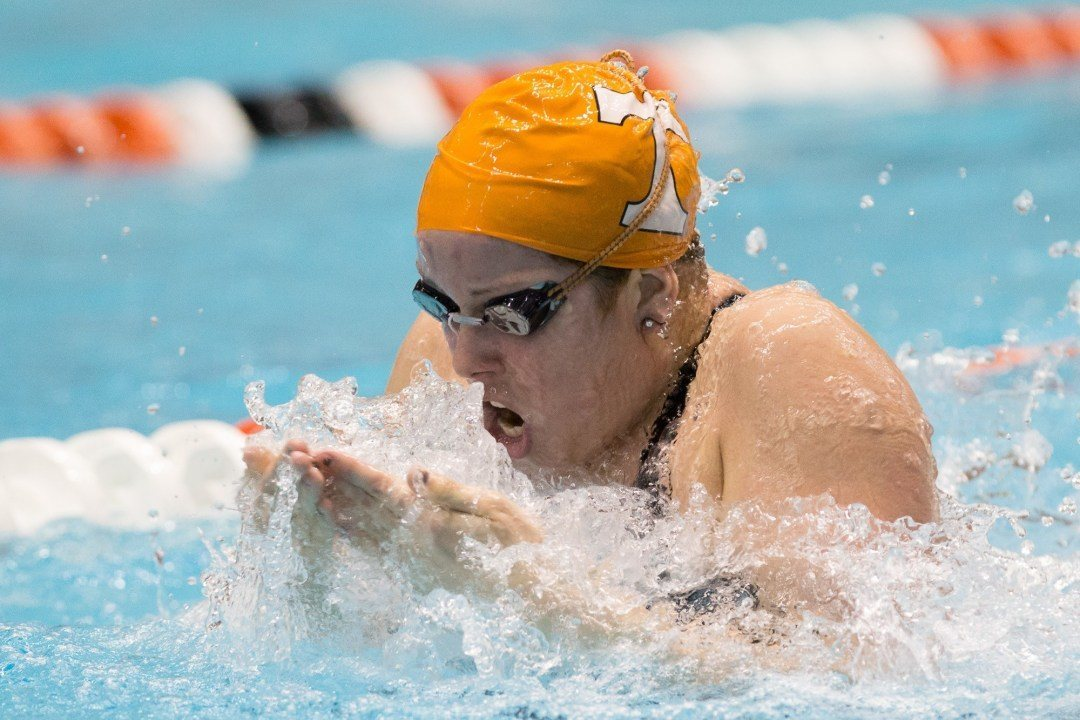 Tennessee men sweep LSU, Volunteer women also top Tigers in Baton Rouge
