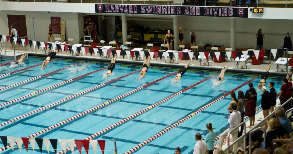 2018 Women's Ivy League Championships Day 1: Yale, Harvard Break Relay Records