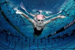 Carson-Newman swim team closes Fall Frenzy at the Mecklenburg County Aquatic Center
