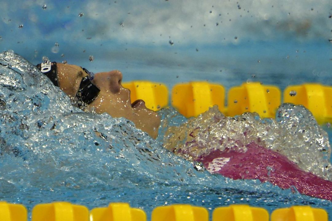 Hosszu Added to Hungarian 800 Free Relay in Finals