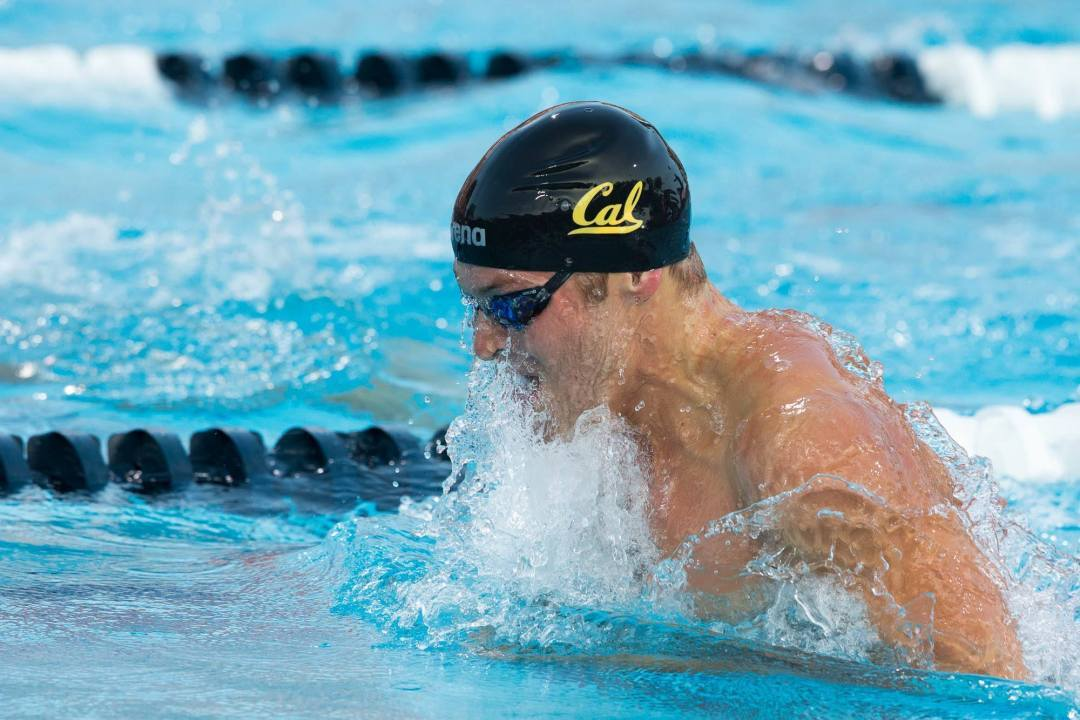 The 32 Most Valuable Swimmers at 2015 Men's NCAA's: Part I