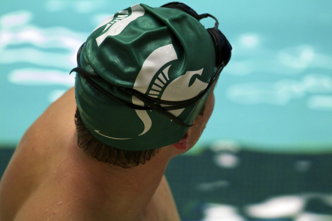 Diving Gives Spartan Men the Edge Over Division III Kenyon