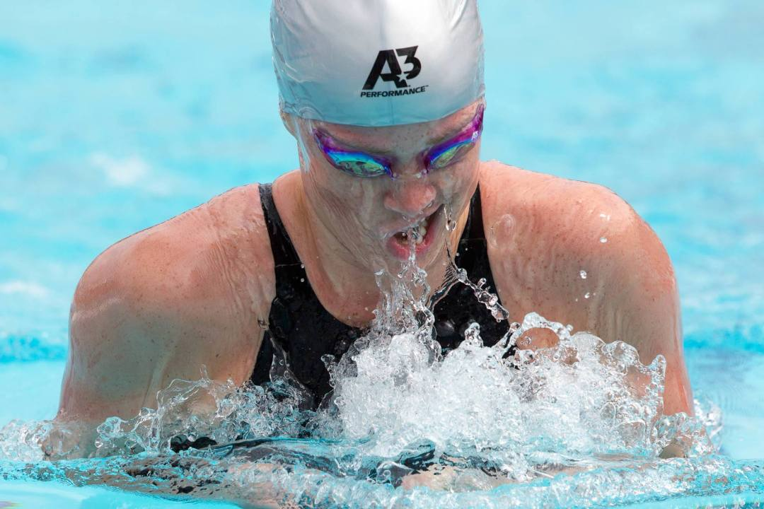 5 Tips for a Better Breaststroke with Emily McClellan