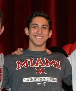 Colorado Sprinter Will Pieseski Commits to Miami University Redhawks