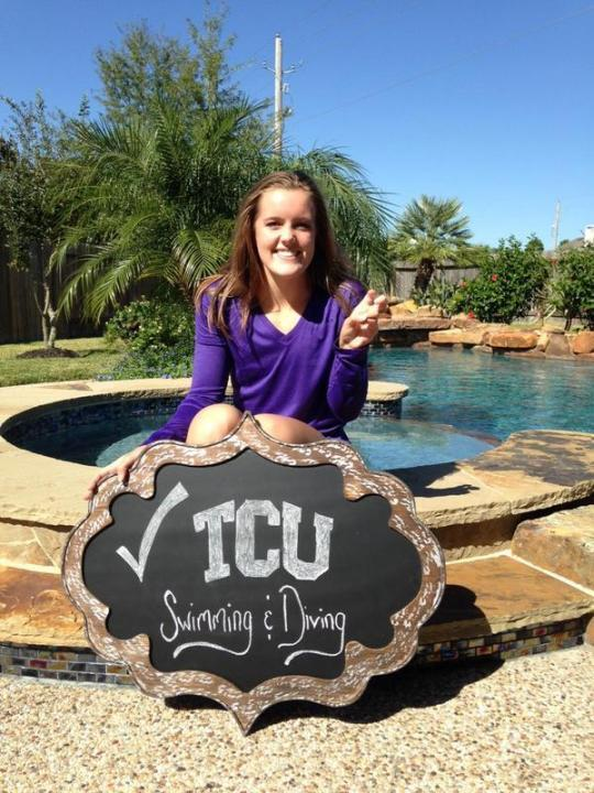TCU Gets Verbal From Clear Creek's Micaela Roemer