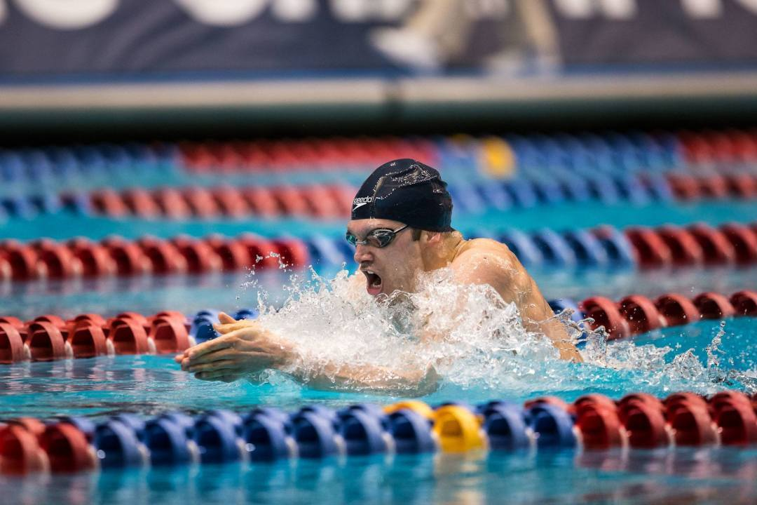 Arena Pro Swim Series at Orlando: Miller's world-leading 200 breast highlights day 2 finals