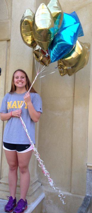 Atlanta's Lila Best Gives Verbal Commitment to Naval Academy