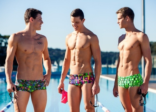 The latest Funky Trunks collection is now available at SwimOutlet.com.