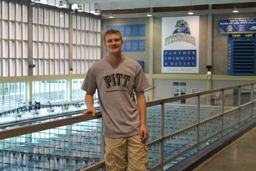 Pitt Gets Commitment from North Hills Freestyler, Brian Lovasik