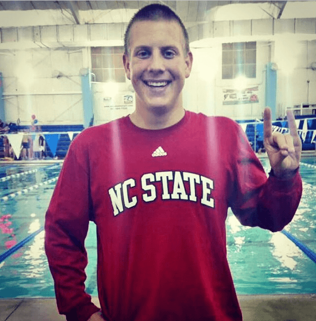 SwimMAC's Trey Poff Verbally Commits to NC State