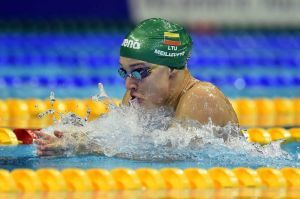 Ruta Meilutyte Posts World Number One Time in Canet