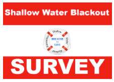 shallow water blackout survey
