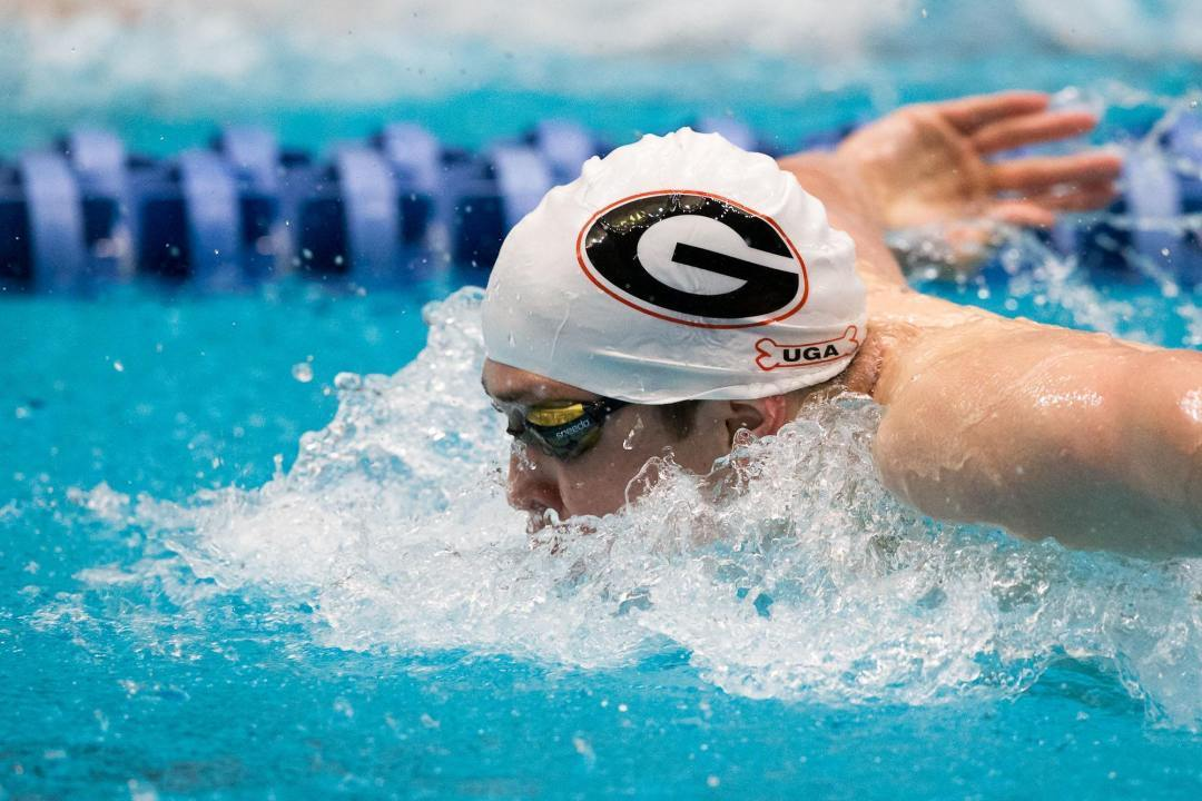 Georgia dominates Emory in final tuneup before SEC Championships