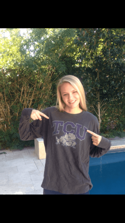 Louisiana Mid-Distance Specialist Victoria Barczyk Verbally Commits to TCU