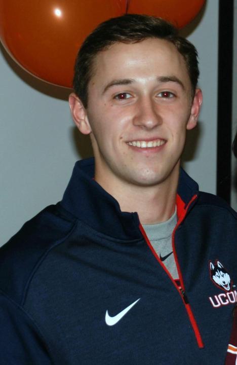 NOVA of Virginia Sprinter Luke Martin Commits to UCONN