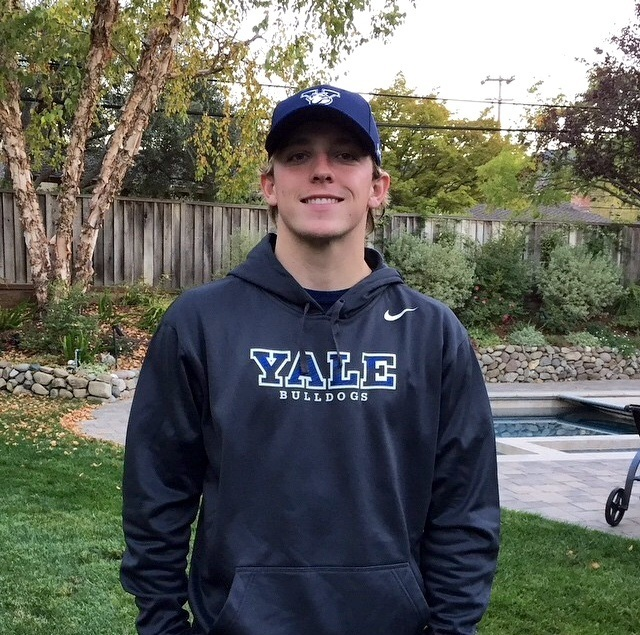 Yale Gets Commitment from Santa Clara Swim Club's Cooper Burrill