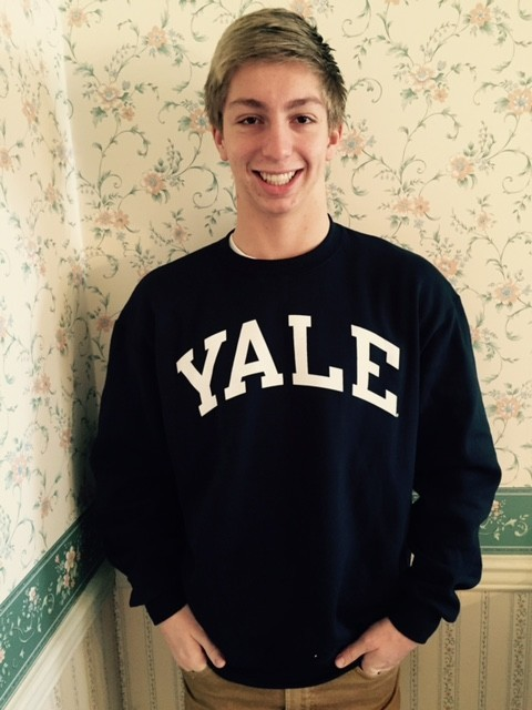 Pennsylvania's Will Drexler Throws His Hat into the Yale Ring
