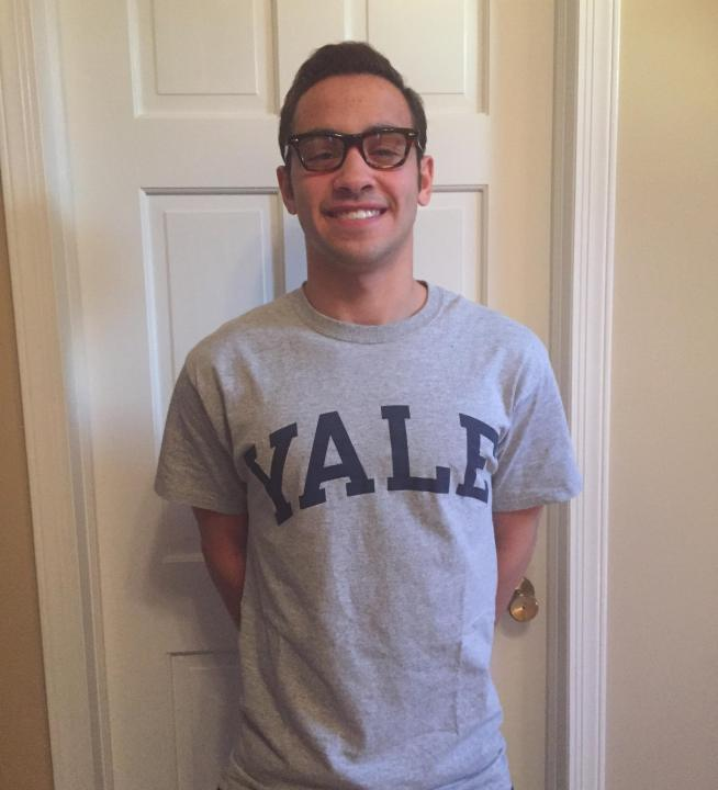Yale Receives Commitment from New Jersey Breaststroker Jacob Limaldi