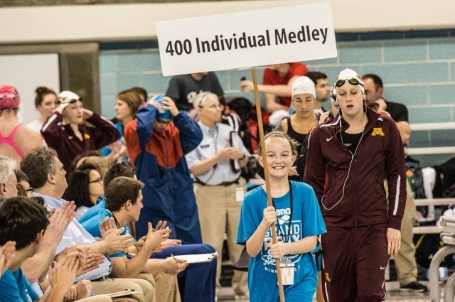 Women's A Final 400 IM (photo: Mike Lewis, Ola Vista Photography)