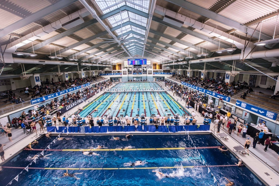 41 Records Fall Through 4 Days At Masters Nationals