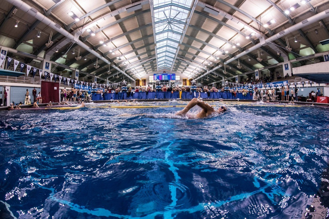 Nevada Diving Depth Spurs Wolf Pack to Day 1 Lead in Mountain West