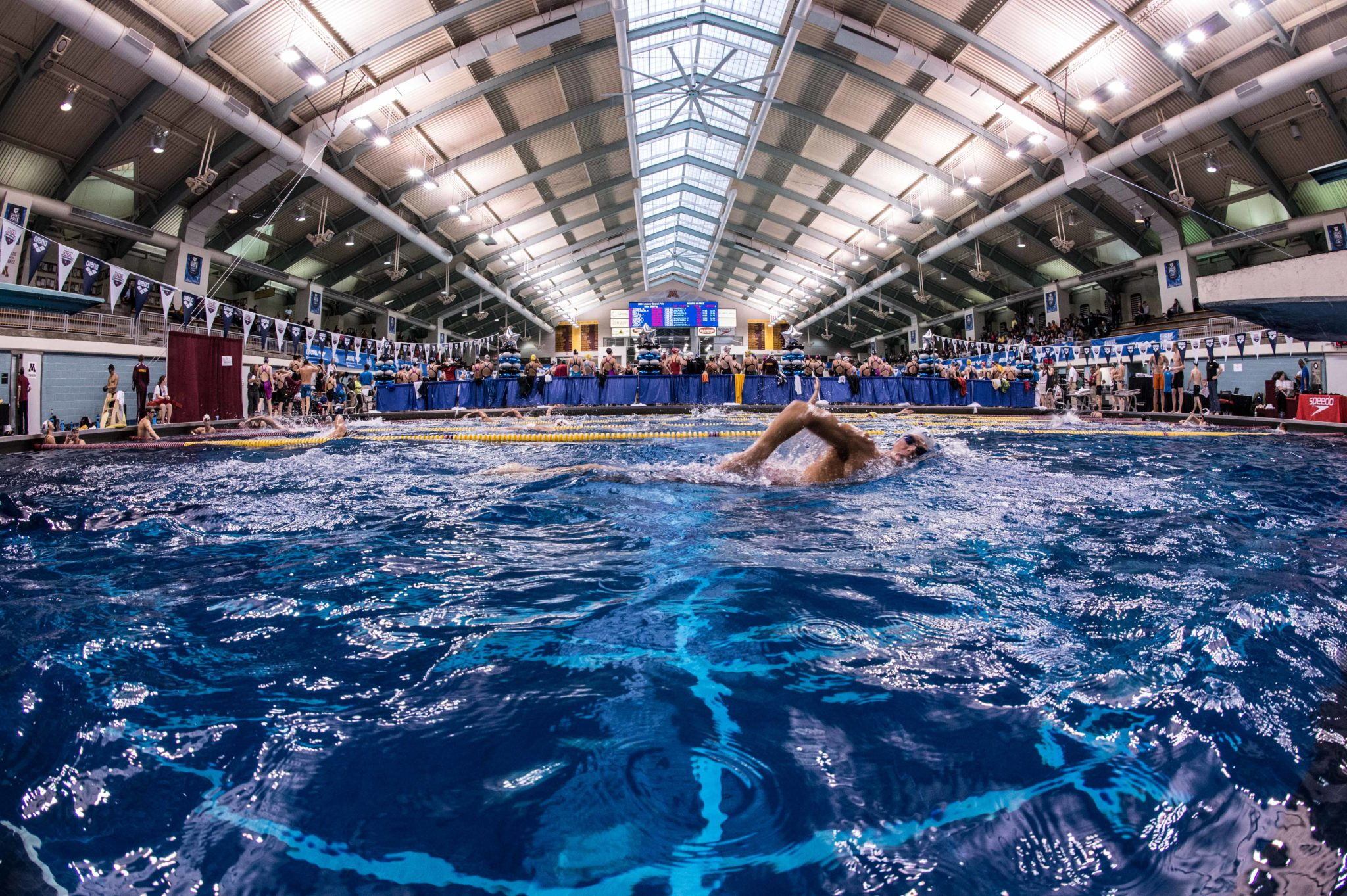 4 Reasons Why You're a Practice Swimmer