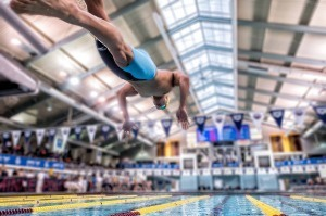 (Video Interview): Nathan Adrian Describes Why He's Racing the 200 Free