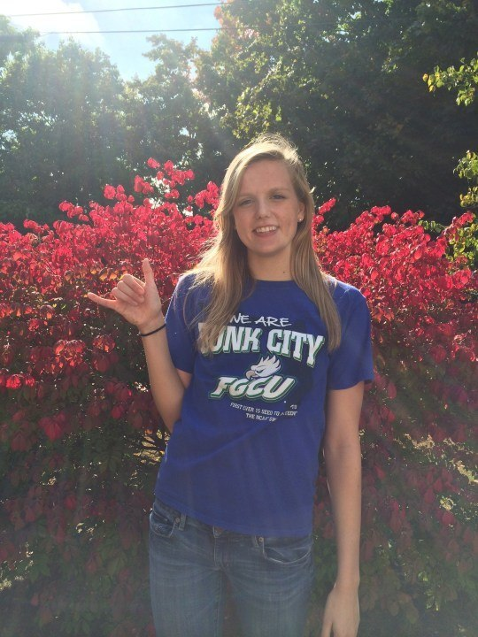 Georgie Gardner Commits to FGCU Eagles