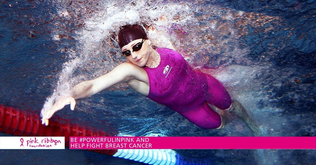 Blueseventy partners with the Pink Ribbon Foundation to fight breast cancer