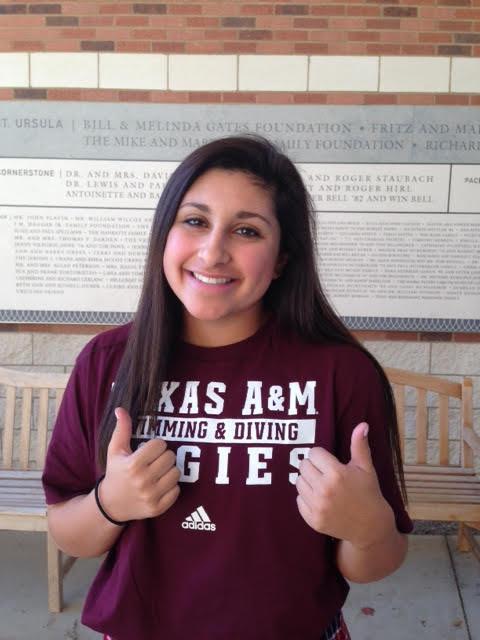 Versatile Dallas Mustang Tiffany Futscher will join Texas A&M