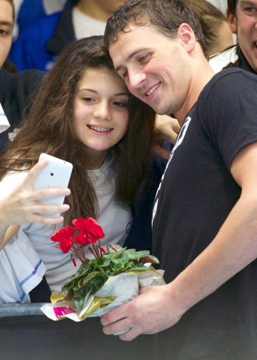 Swimming's TopTenTweets of the Week: #9 Lochte Very Good at Selfies