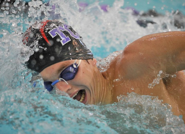 MEET NOTES: TCU Swimming and Diving to Battle SMU Tonight