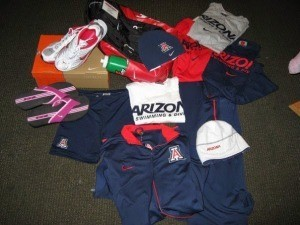 2008 Arizona wildcats gear