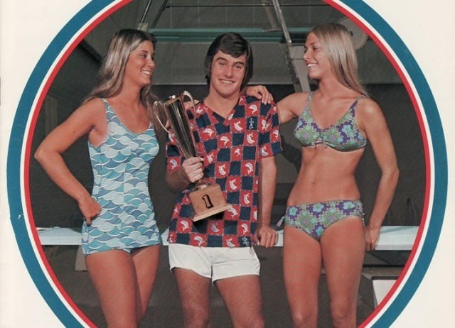 70s Swim – The company begins manufacturing swim suits under the brand name Dolfin