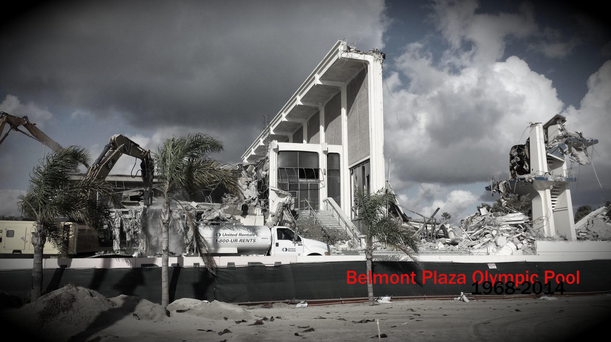 Belmont Plaza Pool Long Beach