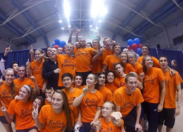 Bolles Wins Combined 2014 Winter Junior Nationals Team Title