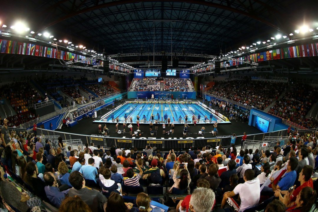 10 Things from Us & You: Day 5 of the 2014 Short Course World Championships