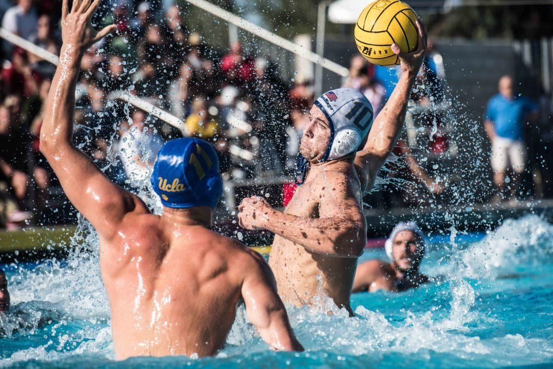 Men's NCAA Water Polo Championships Semi Finals Photo Vault
