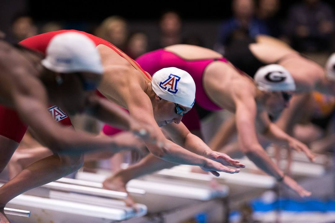 8 Reasons Why College Swimming Will Change Your Life