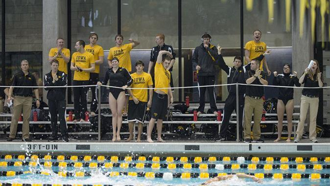College Swimming Rankings >> Hawkeyes Keep a Pair of Iowans In-State: Sign Ben Colin ...
