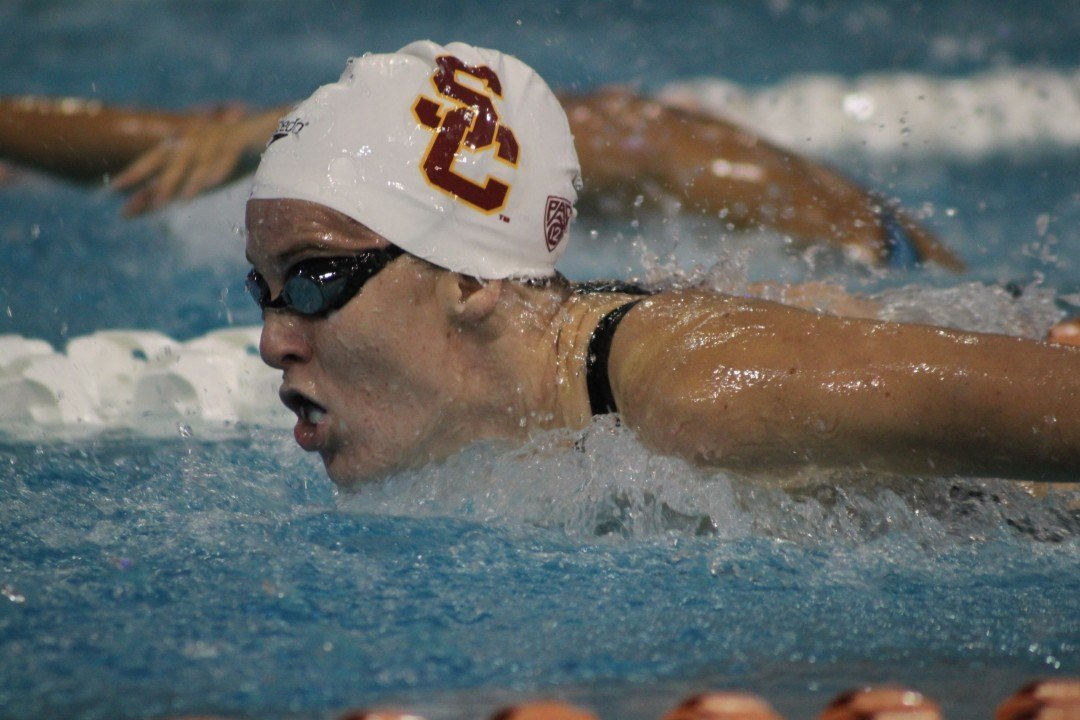 2015 Pac 12 Women's Swimming and Diving Championships: Day 3 Prelims Real-Time Recaps