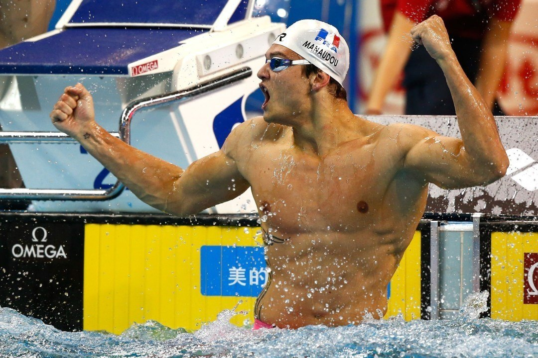 Manaudou, Hosszu, Rouwendaal and Lurz Win LEN Awards