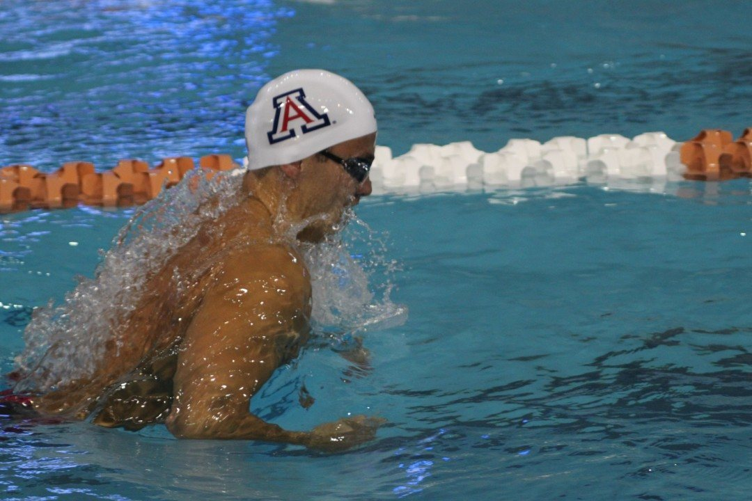 Marcus Titus, Matthew Klotz Among Swimmers Named to US Deaf Swimming Roster for World Championships