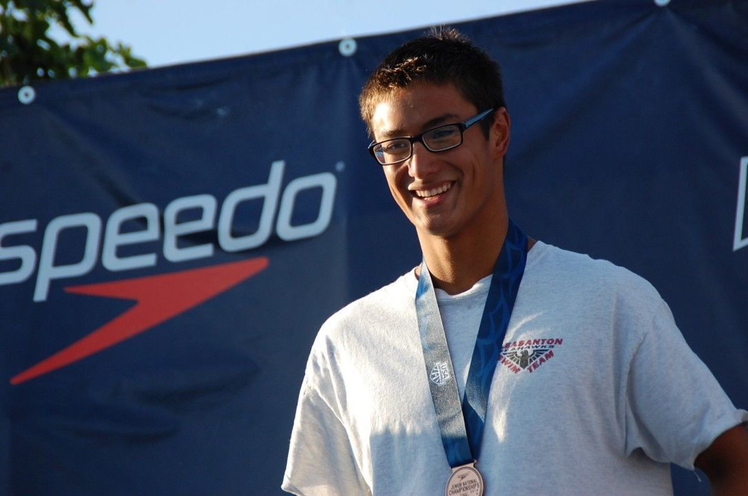 Maxime Rooney Blasts New World Junior Record to Win 200 Free at US Nationals