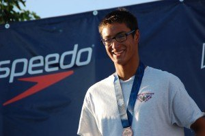 Maxime Rooney Posts 1:49.0 200 Free Without Goggles In Doha